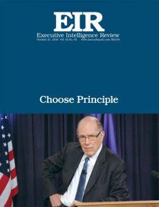 EIR Magazine cover