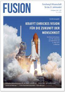 FUSION-Ausgabe 01/2017 Deckblatt