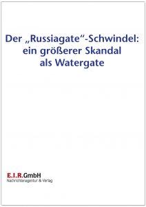 Deckblatt: E-Studie zu Russiagate